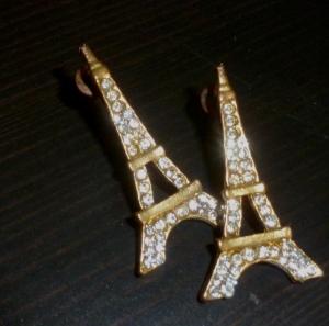 Eiffel Tower Ears- a subtle celebration