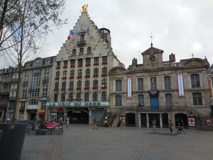 A quick glance at Lille will leave you wanting more