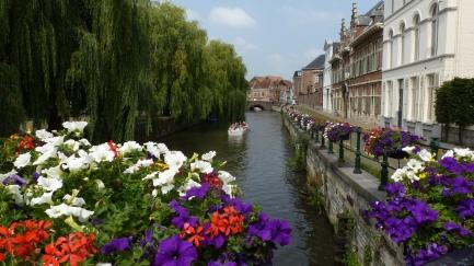 Bruges, Belgium July 22, 2014