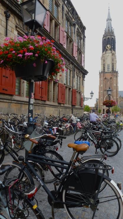 Nieuwe Kerk Delft, The Netherlands July 29, 2014