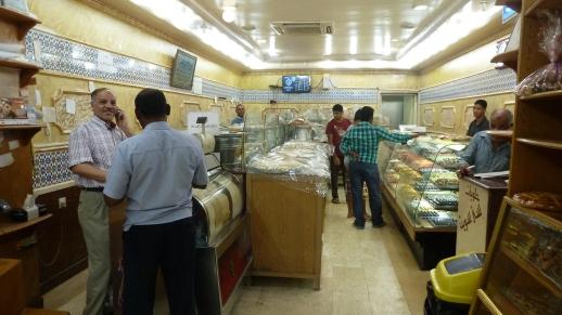 Kuwaiti Candy Shop