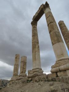 Ancient Ruins - Amman, Jordan