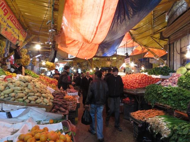 Souq Market - Amman, Jordan