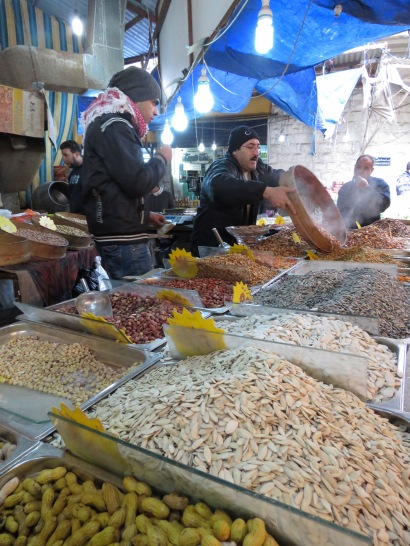 Souq Market in Amman, Jordan