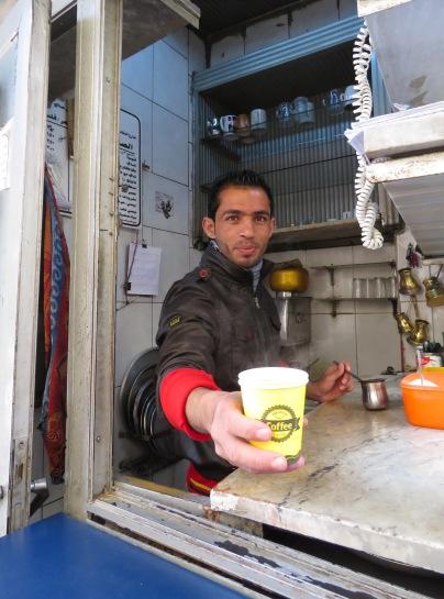 Fresh Coffee - Amman, Jordan