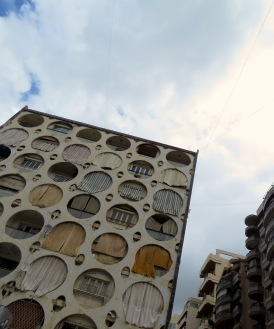 Apartments of Beirut, Lebanon - by Anika Mikkelson - Miss Maps