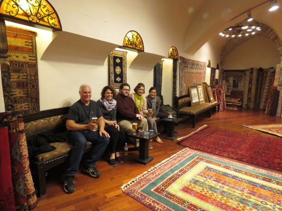 Shopping for Turkish Rugs