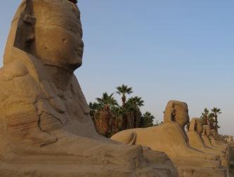 Luxor Egypt - February 2015