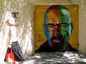 Breaking Bad in Barcelona
