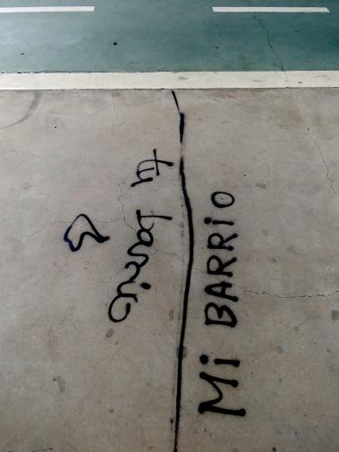 Mi Barrio Tu Barrio - Zaragoza Spain - July 2015