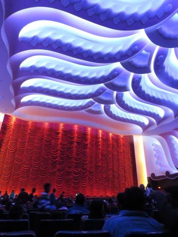 Inside Raj Mandir Cinema, Jaipur, India - by Anika Mikkelson - Miss Maps