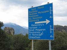 Meteora Greece - Anika Mikkelson