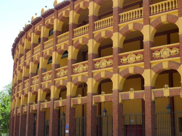 Zaragoza Plaza De Toros De La Misericordia - Zaragoza, Spain