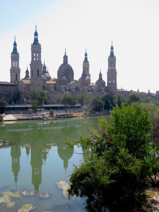 Basilica del Pila, Zaragoza Spain