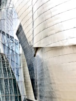 Guggenheim Museum Up Close - Bilbao, Spain - July, 2015 - by Anika Mikkelson - Miss Maps