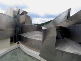 Guggenheim Museum - Bilbao, Spain - July, 2015 - by Anika Mikkelson - Miss Maps