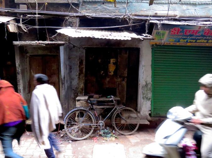 Stillness in Motion - Varanasi, India
