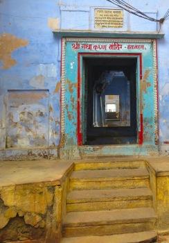 Indefinite Space - Varanasi, India - by Anika Mikkelson - Miss Maps