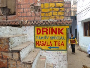 Masa Tea - Varanasi, India