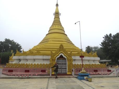 Buddha's Birthplace - Lumbini, Nepal - December 2014 - by Anika Mikkelson - Miss Maps