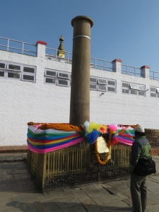Buddha's Birthplace - Lumbini, Nepal - December 2014