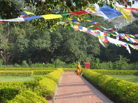 Buddha's Birthplace - Lumbini, Nepal - December 2014