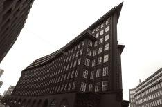 The Chilehaus - Hamburg Germany - July 2015