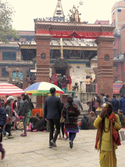 Durbar Square - Kathmandu, Nepal
