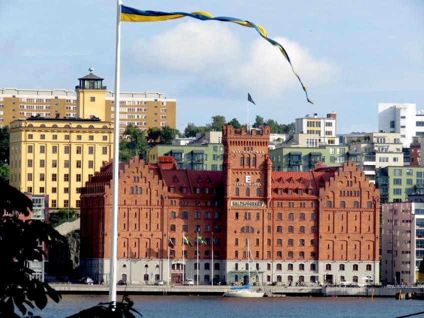 Stockholm, Sweden - August 2015