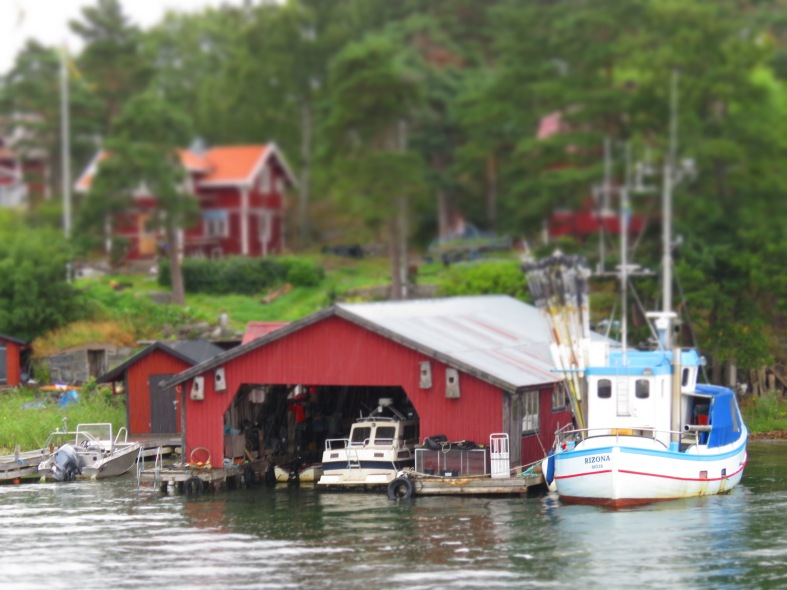 Swedish Archipelagos - August 2015