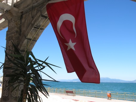 Kusadasi, Turkey - April 2015