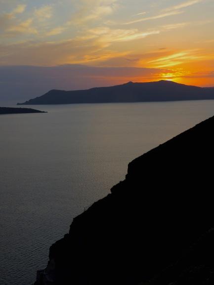 Santorini, Greece - April 2015