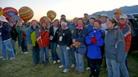 Albuquerque Balloon Fiesta Balloon Crew- visit www.beautifulfillment.com for more inspirations!