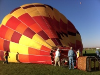 Albuquerque Balloon Fiesta Getting Ready- visit www.beautifulfillment.com for more inspirations!