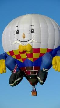 Albuquerque Balloon Fiesta Humpty Dumpty- visit www.beautifulfillment.com for more inspirations!