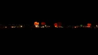 Albuquerque Balloon Fiesta Night Glow- visit www.beautifulfillment.com for more inspirations!