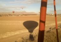 Albuquerque Balloon Fiesta Shadows- visit www.beautifulfillment.com for more inspirations!