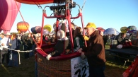 Albuquerque Balloon Fiesta Take Off- visit www.beautifulfillment.com for more inspirations!