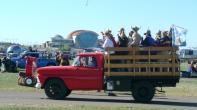 Albuquerque Balloon Fiesta Viking Truck- visit www.beautifulfillment.com for more inspirations!