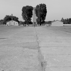 Appellplatz (Roll Call Square) at Sachsenhausen Concentration Camp Memorial - Learn more at www.beautifulfillment.com
