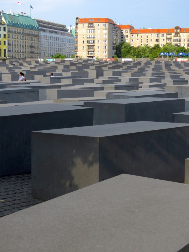 Berlin Jewish Memorial - Read More at www.BeautiFulfillment.com