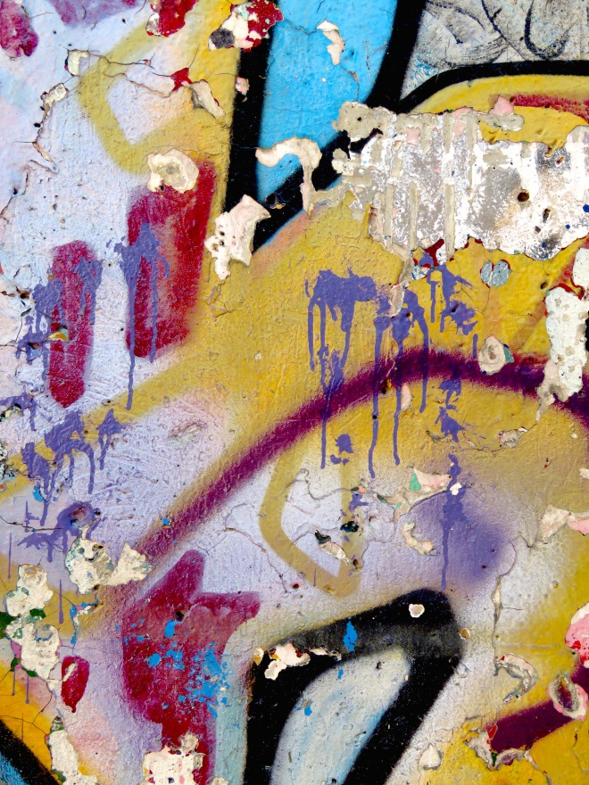 Berlin Wall Graffiti - Read More at www.BeautiFulfillment.com