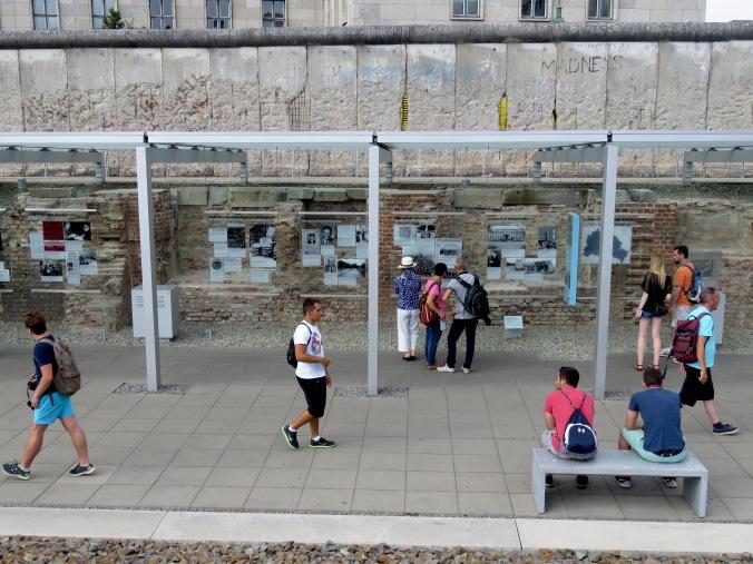 Berlin Wall Memorial - Read on at www.beautifulfillment.com