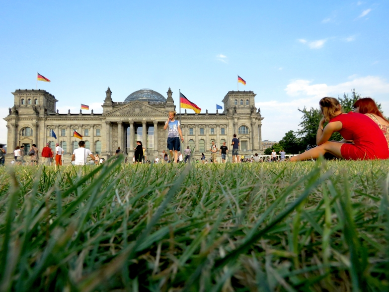 Berlin's Reichstag Building - The Parliament House and its Grounds