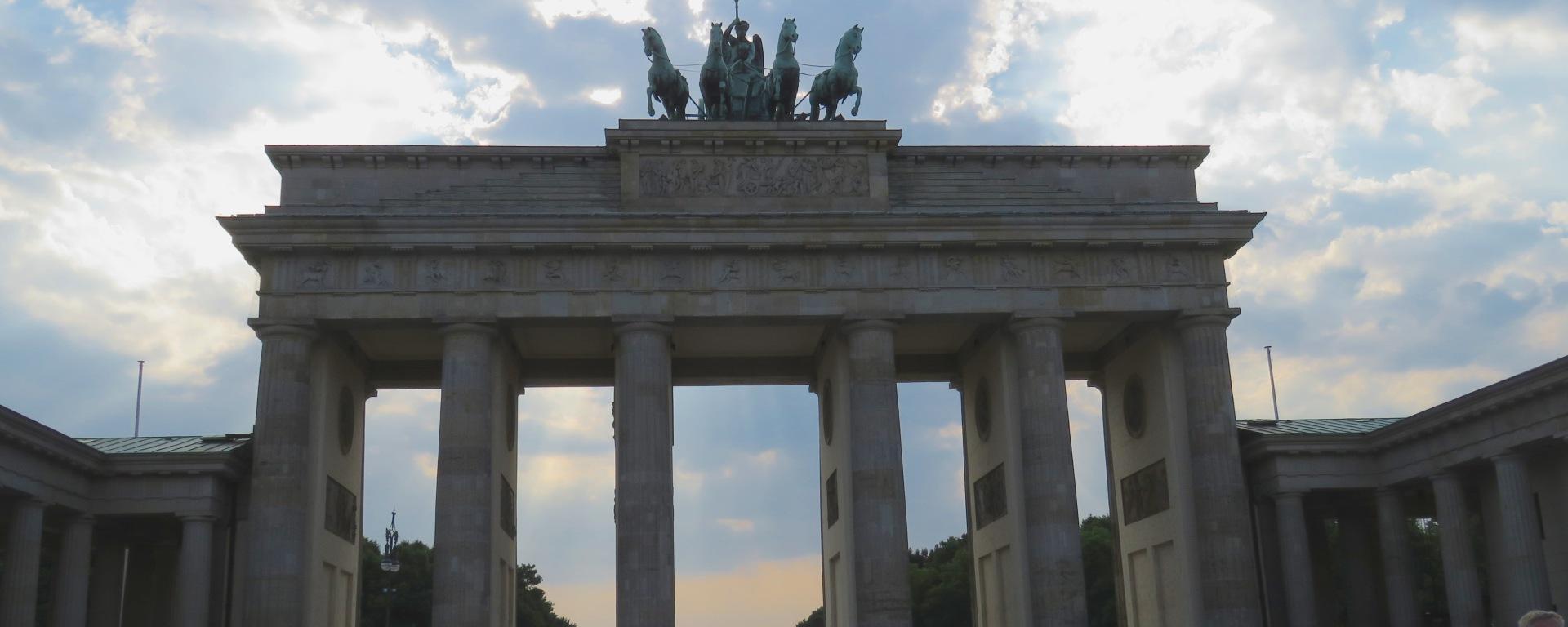 Brandenburg Gate Berlin - Read on at www.beautifulfillment.com