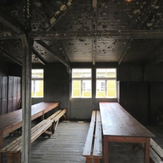 Canteen for 250 Prisoners - Sachsenhausen Concentration Camp Memorial - Learn more at www.beautifulfillment.com