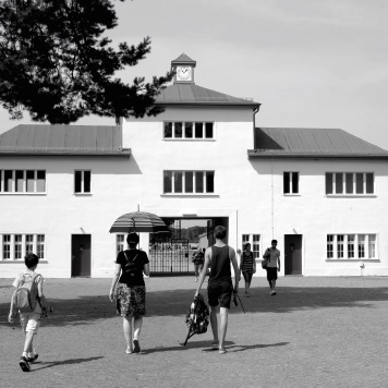 Freedom - Sachsenhausen Concentration Camp Memorial - Learn more at www.beautifulfillment.com