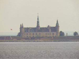 Krongborg Castle (Elsinore from Hamlet) at Helsingor, Denmark. Read the story at www.beautifulfillment.com