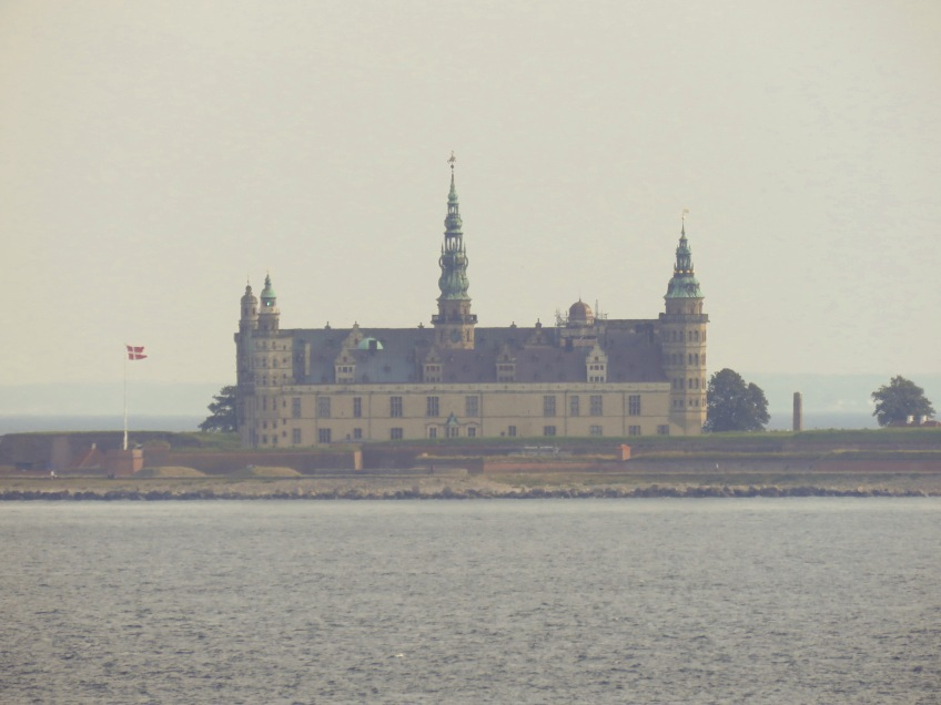 Krongborg Castle (Elsinore from Hamlet) at Helsingor, Denmark. Read the story at www.beautifulfillment.com