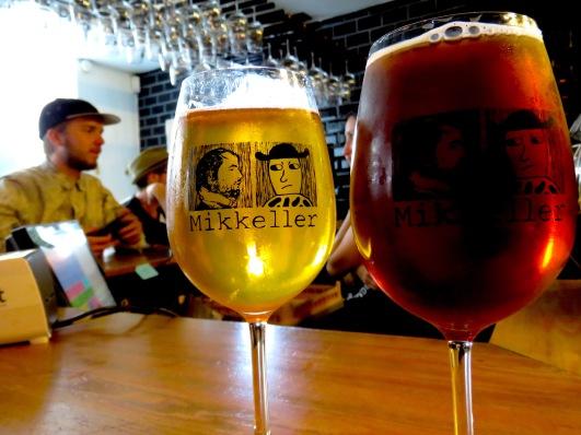Mikkeller Brewery Beer Glasses
